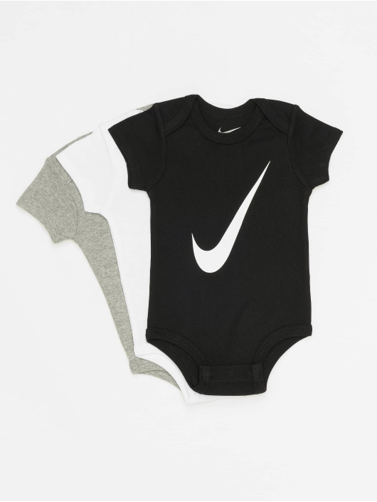 Nike Bodystocking Swoosh S/S hvid
