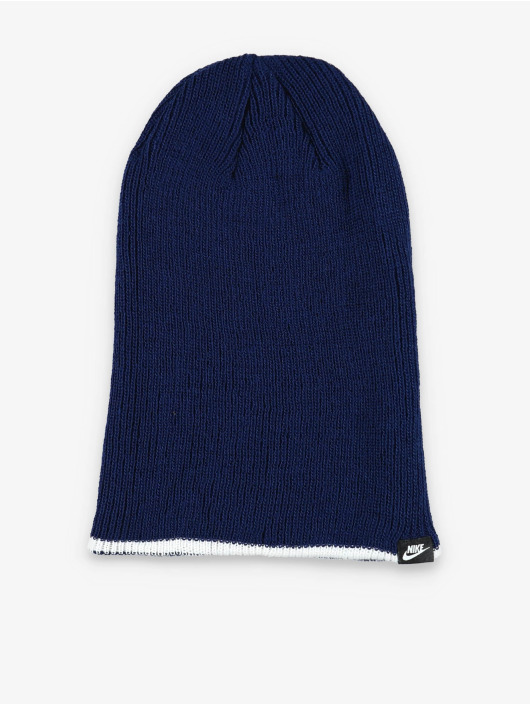 Nike Bonnet Cuffed Beanie 3 In 1 bleu