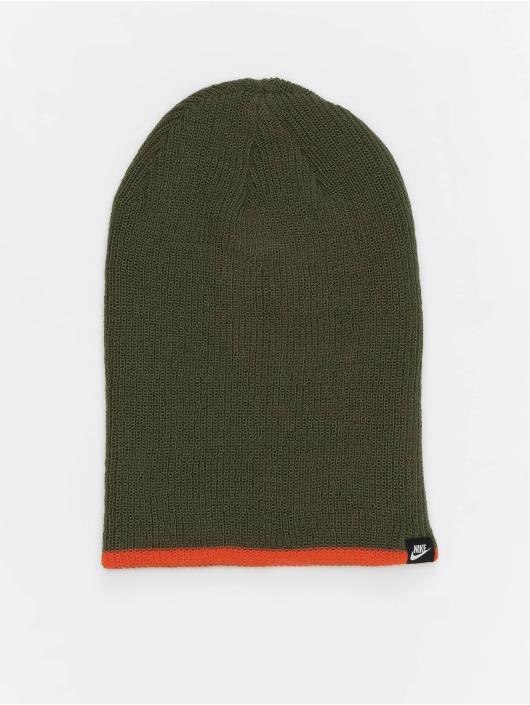 Nike Bonnet Cuffed Beanie 3 In 1 olive