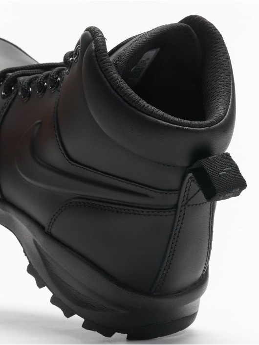 Nike Boots Manoa Leather schwarz