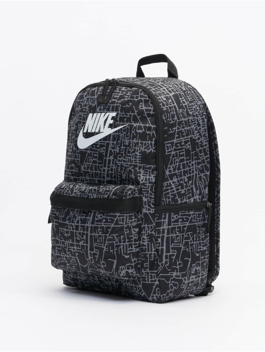 Nike Borsa Heritage nero