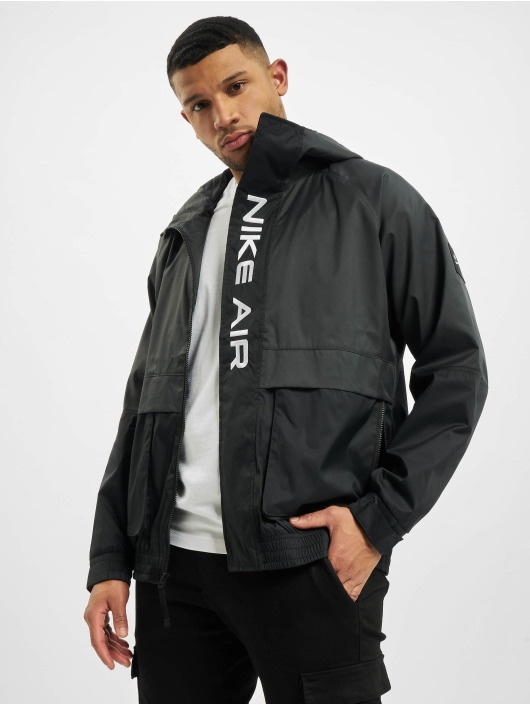 Nike Bundy na přechodné roční období M Nsw Nike Air Wvn Hd Lnd čern