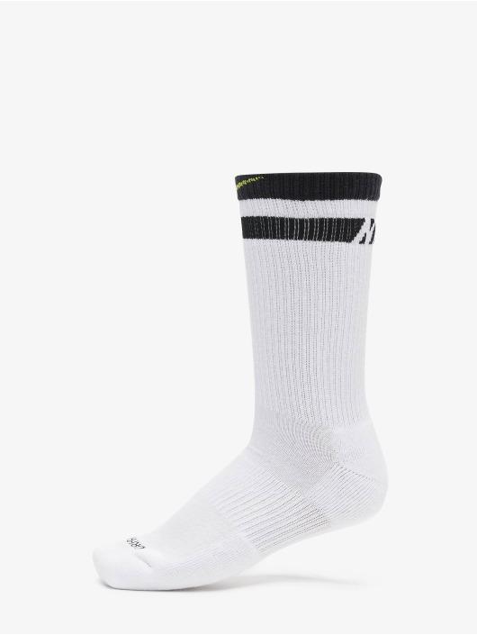 Nike Calcetines Everyday Plus Cush Crew 3-Pack blanco