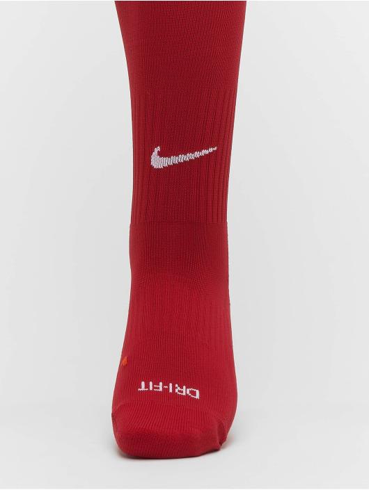 Nike Calcetines deportivos Over-The-Calf rojo