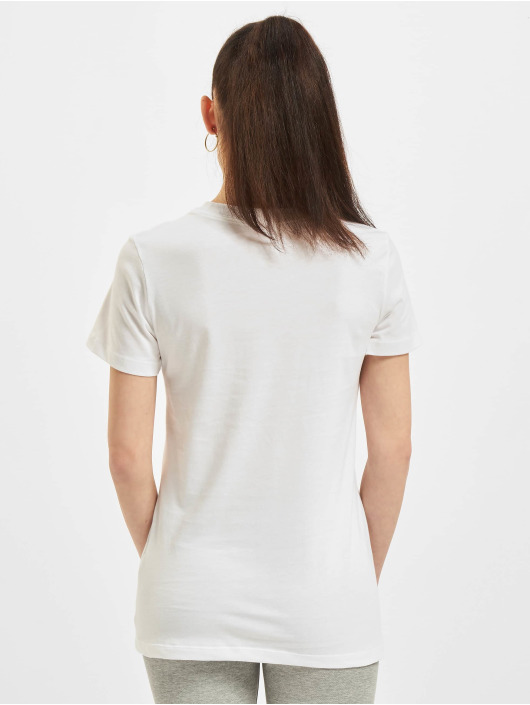 Nike Camiseta Crew blanco