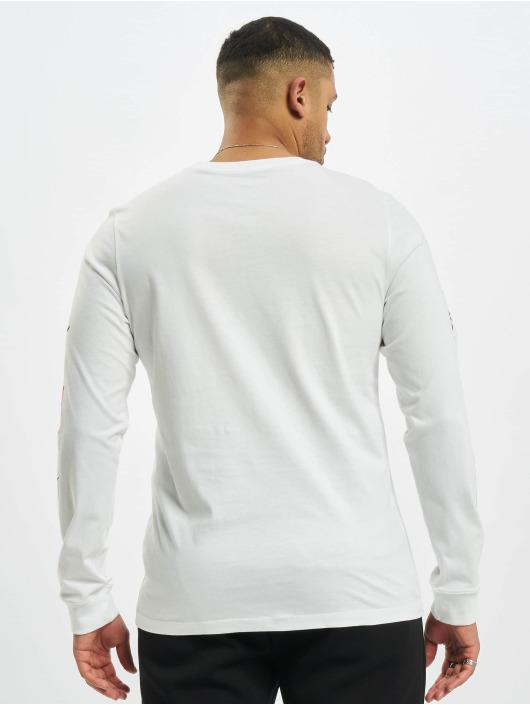 Nike Camiseta de manga larga M Nsw Wild Futura blanco
