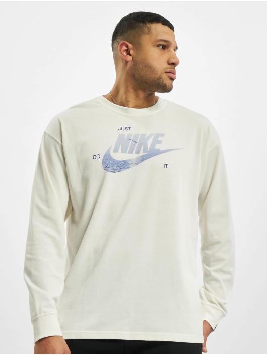Nike Camiseta de manga larga Nsw M2z blanco