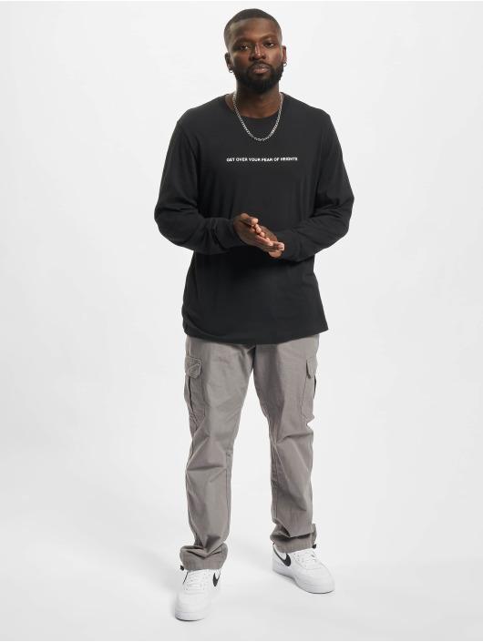 Nike Camiseta de manga larga Air negro