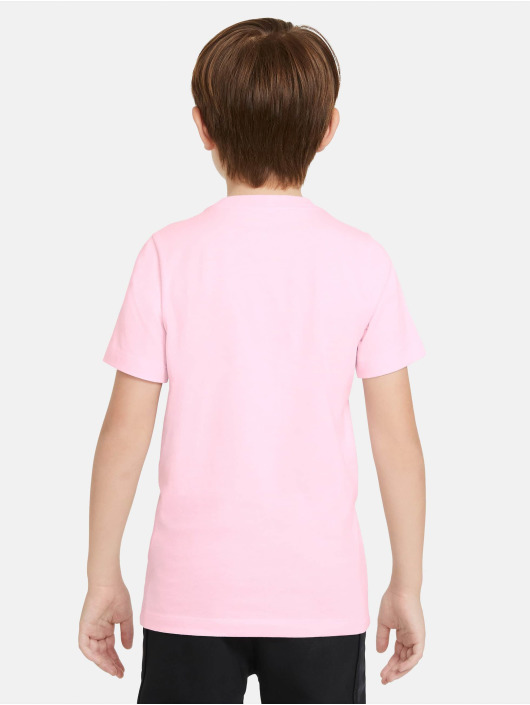 Nike Camiseta Swoosh fucsia