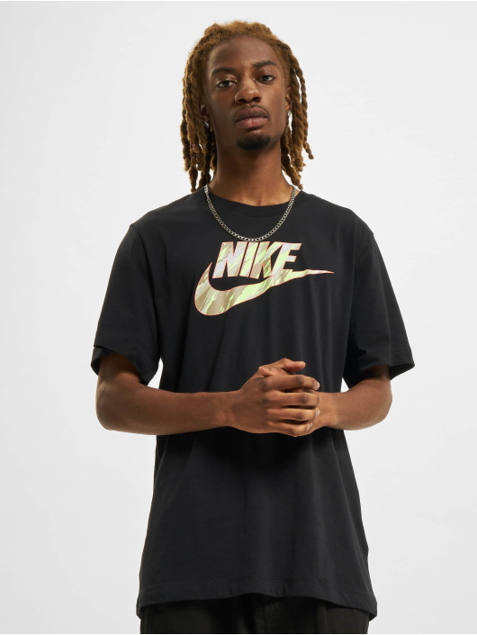 Nike Camiseta Essential negro