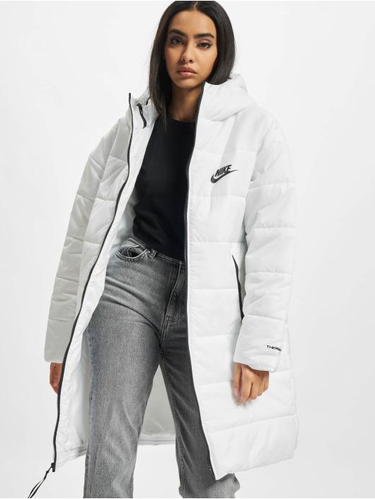 Nike Cappotto W Nsw Tf Rpl Classic bianco