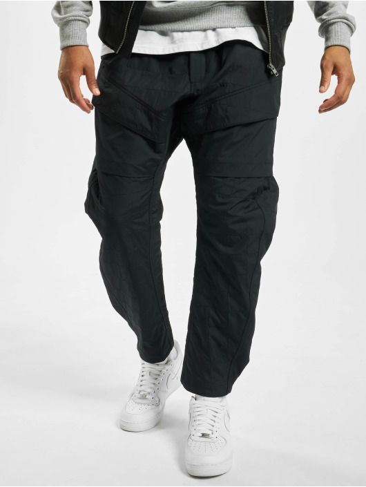 Nike Cargohose Tech Pack Woven Quillted schwarz