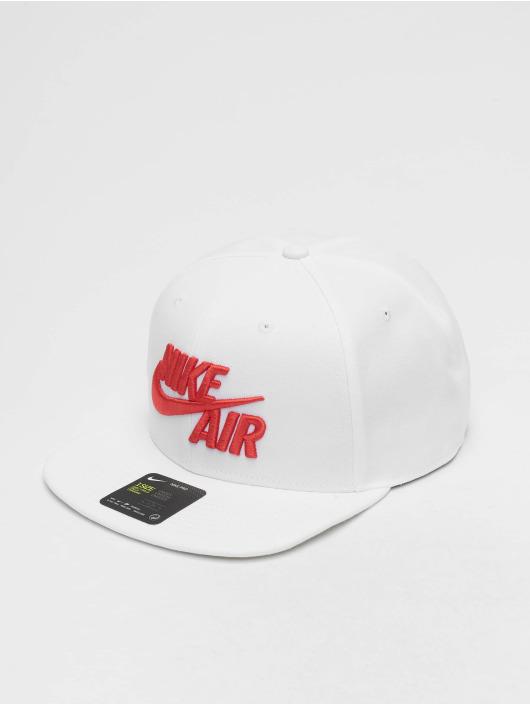 Nike Casquette Snapback & Strapback Pro Air Classic blanc