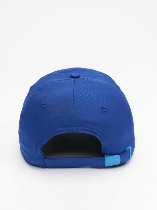 Nike Casquette Snapback & Strapback U Nsw Df H86 Metal Swoosh bleu