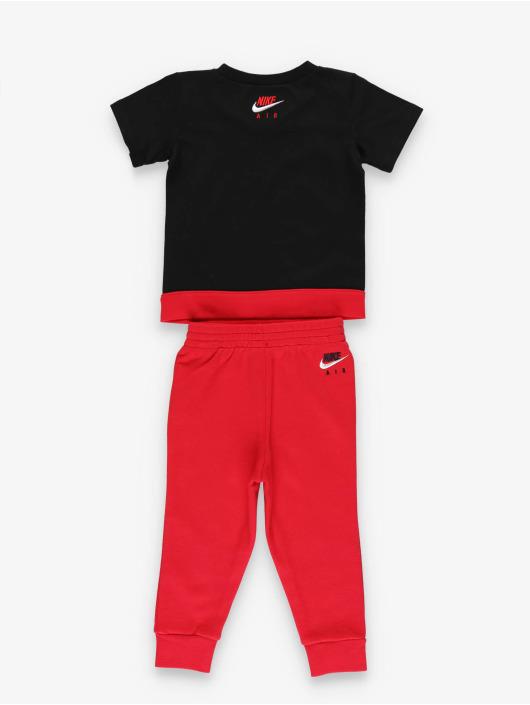 Nike Chándal Air SS Tee & Jogger negro