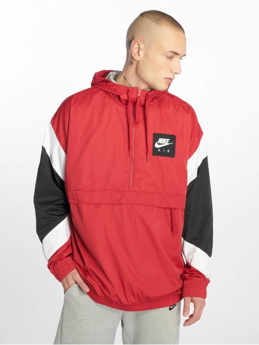Nike Chaqueta de entretiempo Air rojo