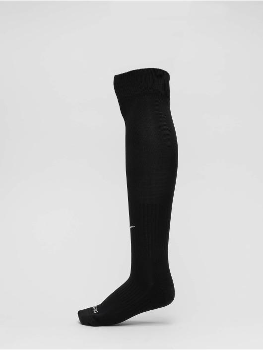Nike Chaussettes de sport Academy Over-The-Calf Football noir