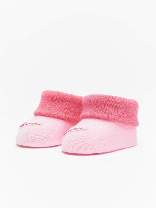 Nike Chaussettes Simple Swoosh 2 PK magenta