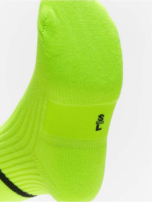Nike Chaussettes SNKR Sox Ankle 2 Pair HI VIZ multicolore