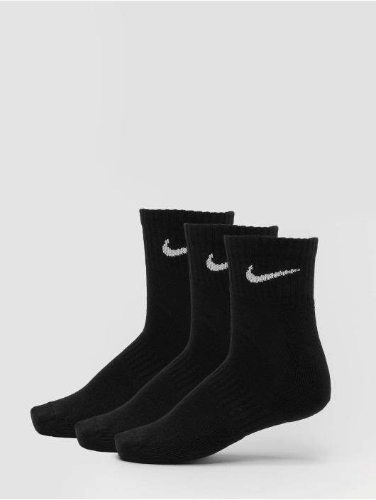 Nike Chaussettes Everyday Cush Ankle 3 Pair noir