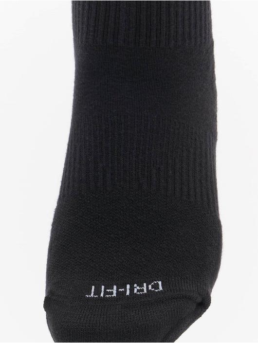 Nike Chaussettes Everyday Plus Cush Crew noir