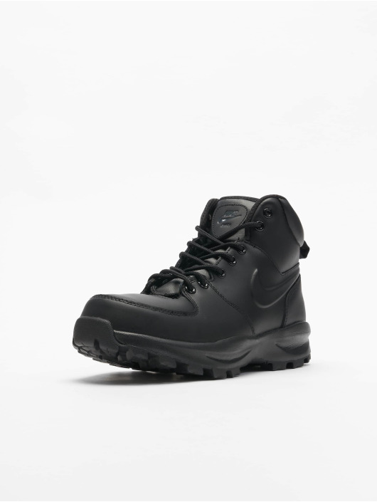 Nike Chaussures montantes Manoa Leather noir