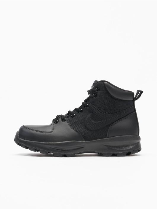 Nike Chaussures montantes Manoa noir
