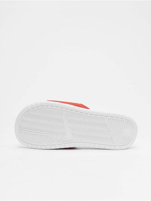 fb0dc0327343 Nike | Benassi JDI blanc Homme Claquettes & Sandales 661230