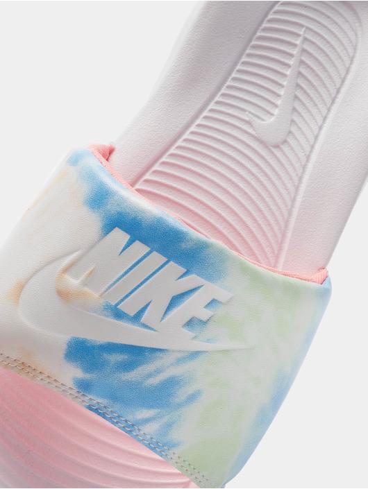 Nike Claquettes & Sandales Victori One Slide blanc