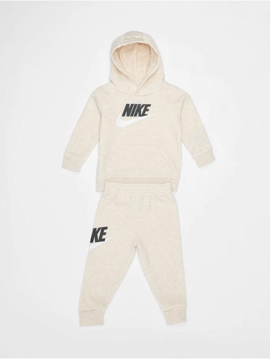Nike Collegepuvut Club HBR PO beige