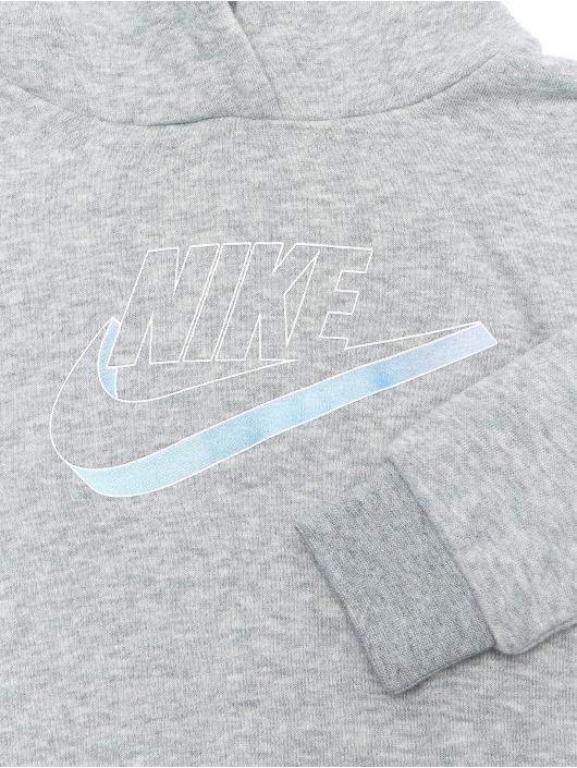 Nike Collegepuvut Mini Me harmaa