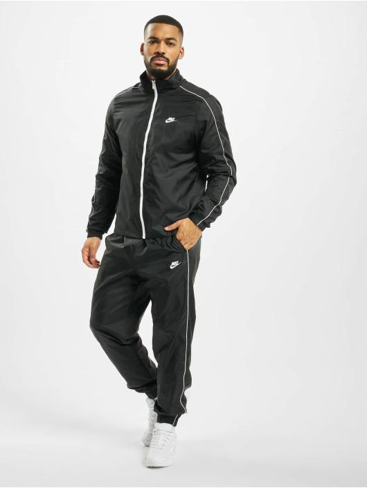 Nike Collegepuvut Woven Track musta
