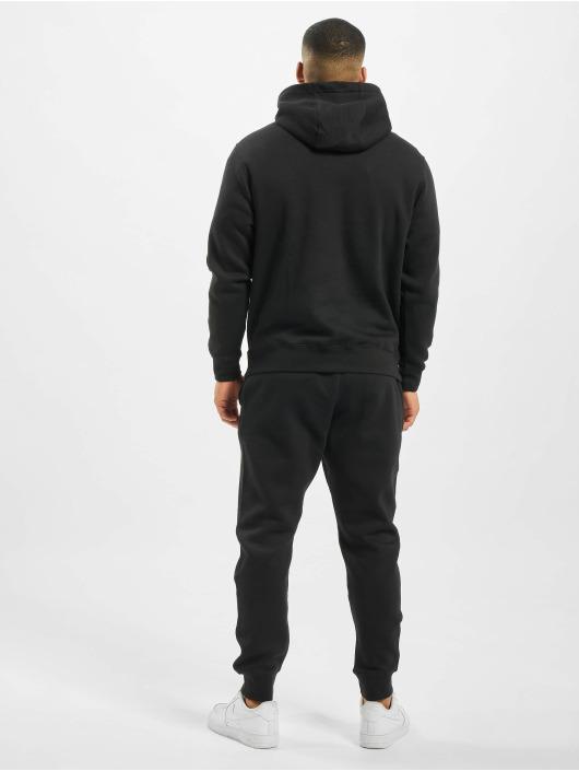 Nike Collegepuvut Fleece musta
