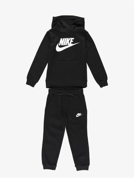 Nike Collegepuvut NKB Club Fleece musta