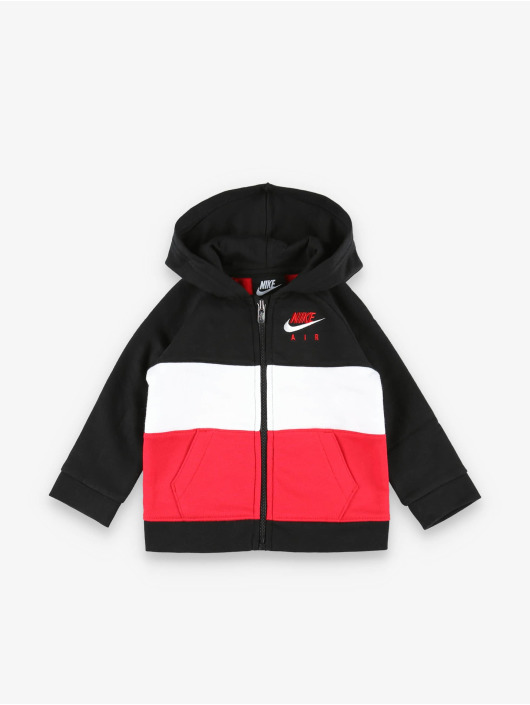 Nike Air Full Zip & Jogger Set BlackUniversity Red