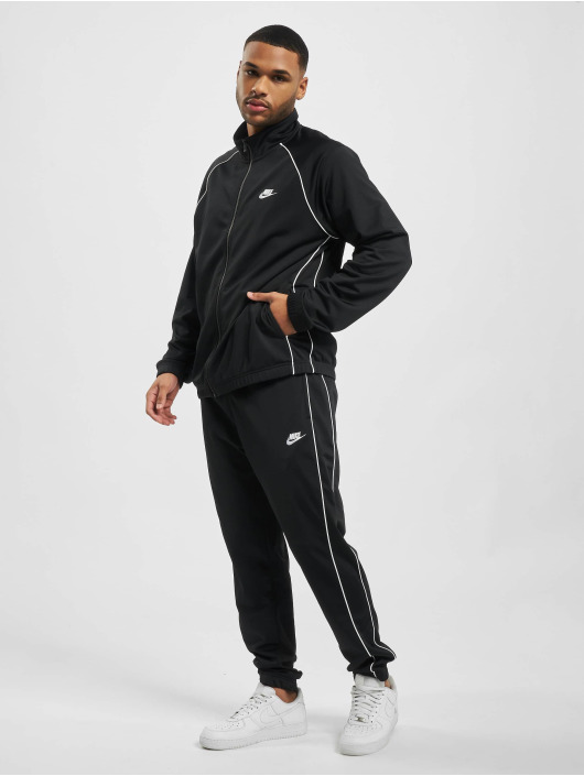Nike Collegepuvut M Nsw Spe Pk Trk musta