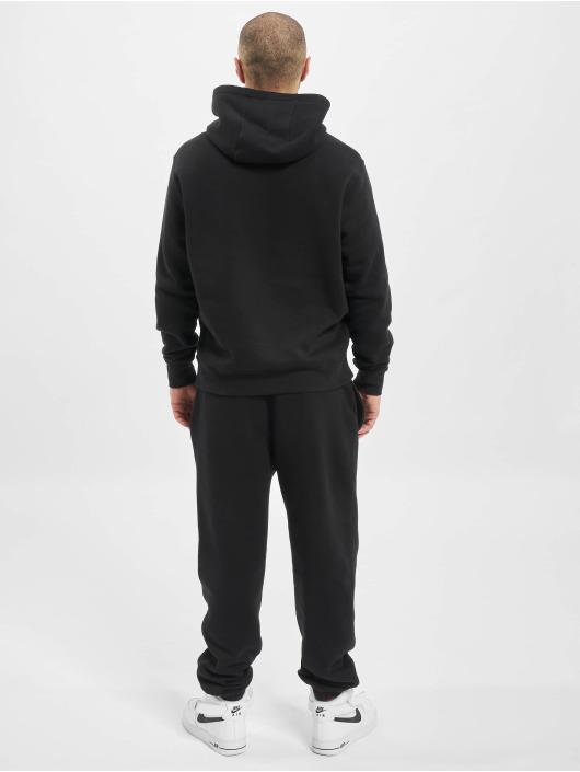 Nike Collegepuvut M Nsw Ce Flc Trk Suit Basic musta
