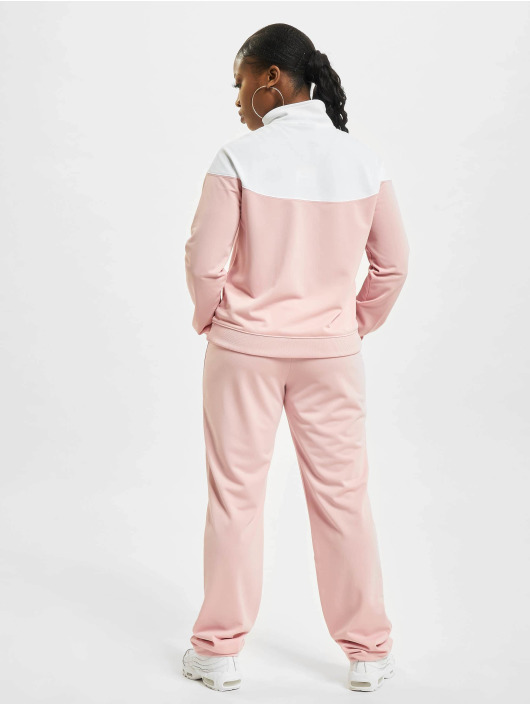 Nike Collegepuvut W Nsw Trk Suit Pk vaaleanpunainen