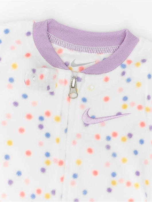 Nike Combinaison & Combishort Nkg Dot 2.0 Printed blanc