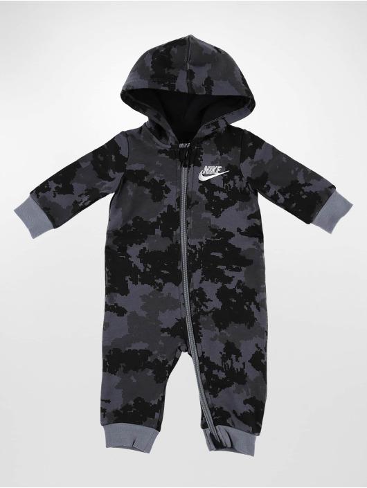 Nike Combinaison & Combishort Club Fleeve Camo noir