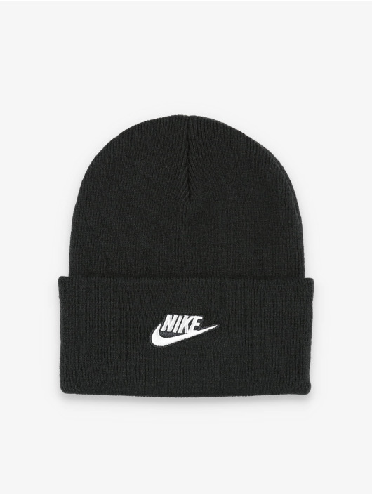 Nike Czapki Cuffed czarny