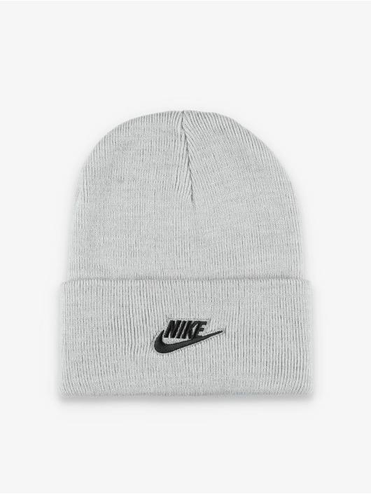 Nike Czapki Cuffed szary