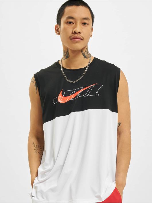Nike Débardeur Pro Dri-FIT Sport Clash blanc