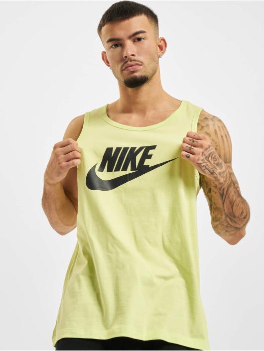 Nike Débardeur Icon Futura jaune