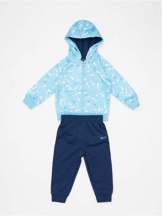 Nike Dresser Swooshfetti Parade Therma blå