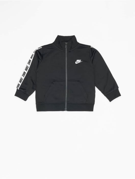 Nike Dresy Block Taping czarny