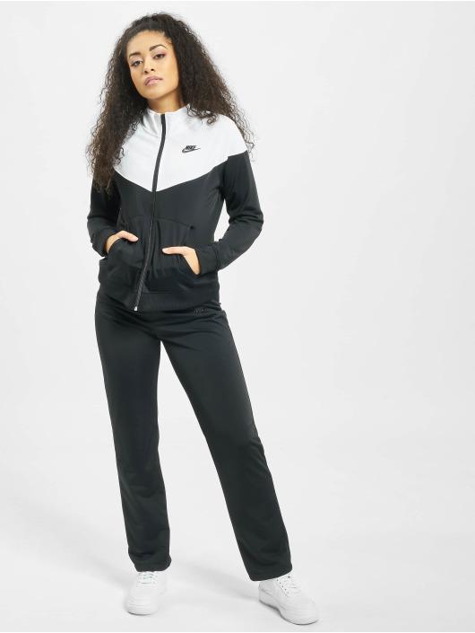 Nike Dresy Track Suit czarny
