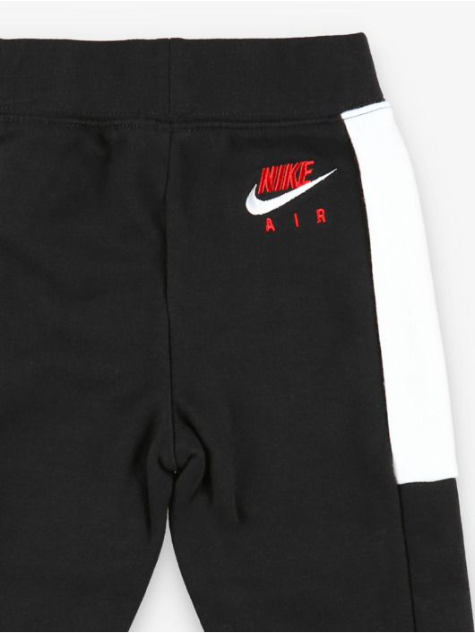 Nike Dresy Air Full Zip & Jogger czarny