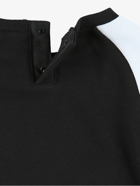 Nike Dresy Oversized Futura Crew czarny