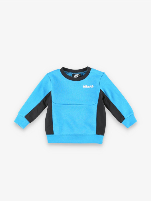 Nike Dresy Air Crew Set czarny